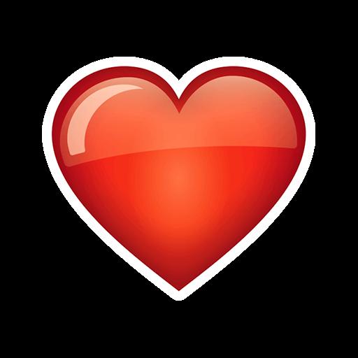 emoji® – The Official Brand | Das Herz – Emoji – Icon
