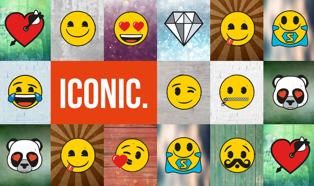 – Iconic The – Emoji® BrandHome The Emoji® 9IEWHD2