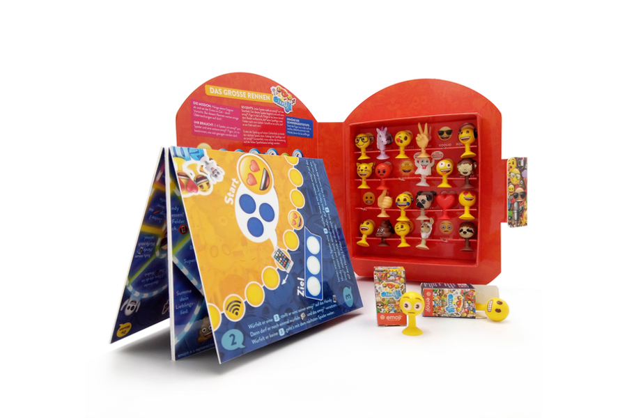 Emoji Announces Nationwide Collectibles Promotion with ALDI