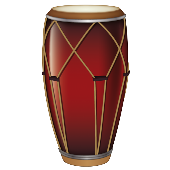 Emoji The Official Brand Drum African Music Instrument U 1fa98 It's important for is to have an emoji that identifies us. brand drum african music