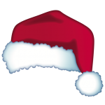 emoji® – The Official Brand | santa hat (variant)